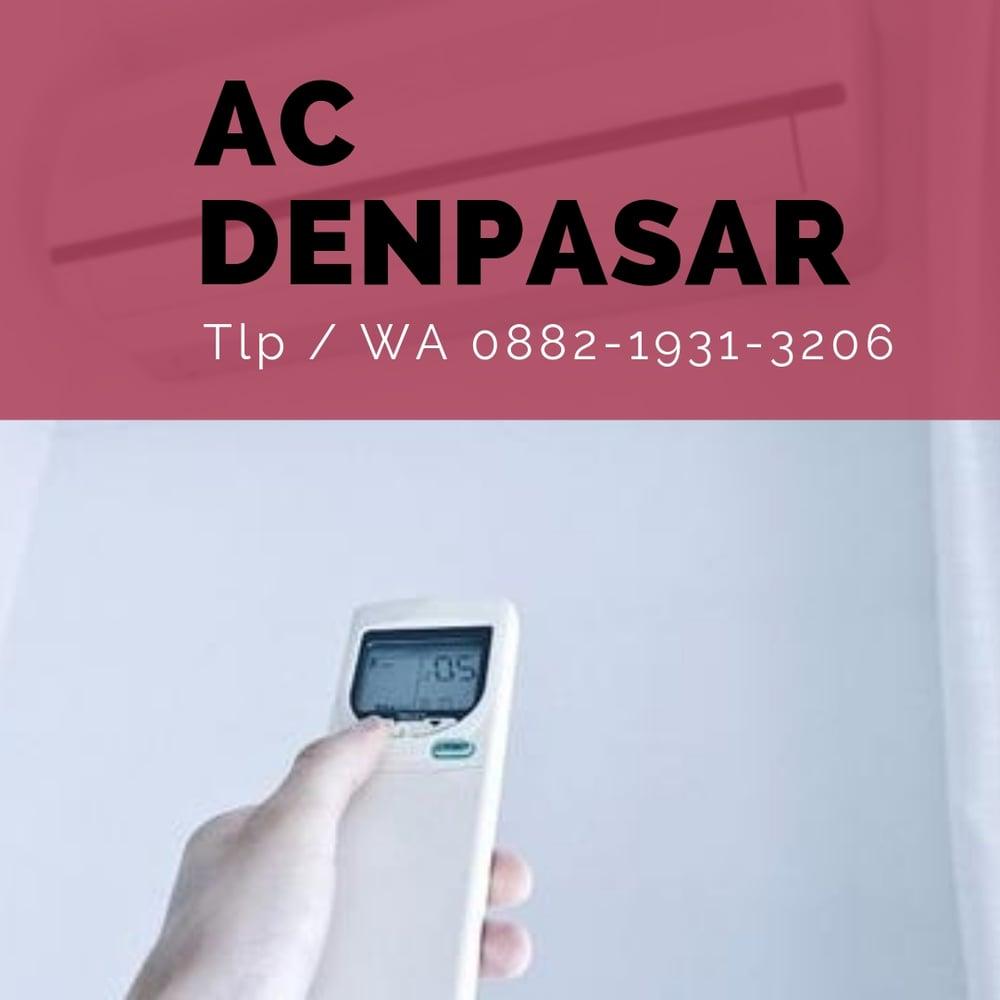 Image of Service Ac Di Kerobokan Denpasar Bali Murah