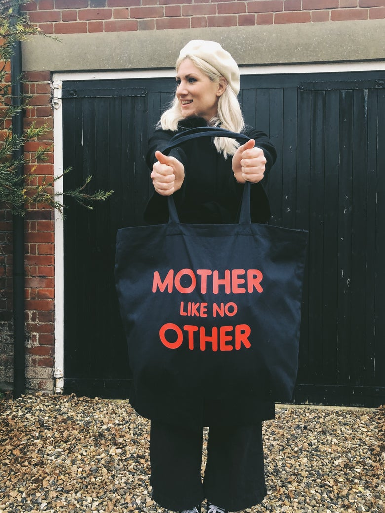 Image of Mother Like No Other Super Roomy Tote Bag