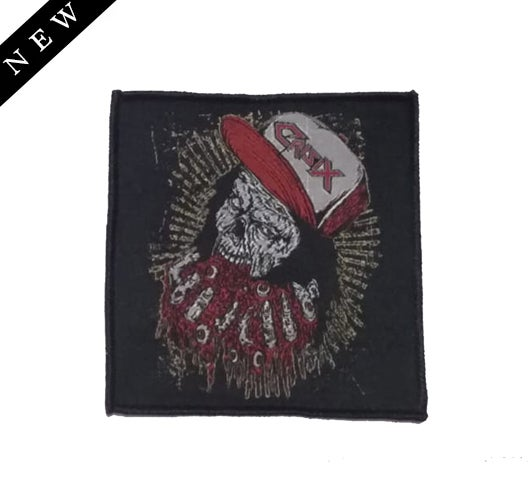 Image of 'Crisix Zombie' Black Patch