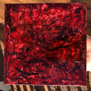 Image of BWP Tiles Series 1 #3 Crimson Abyss