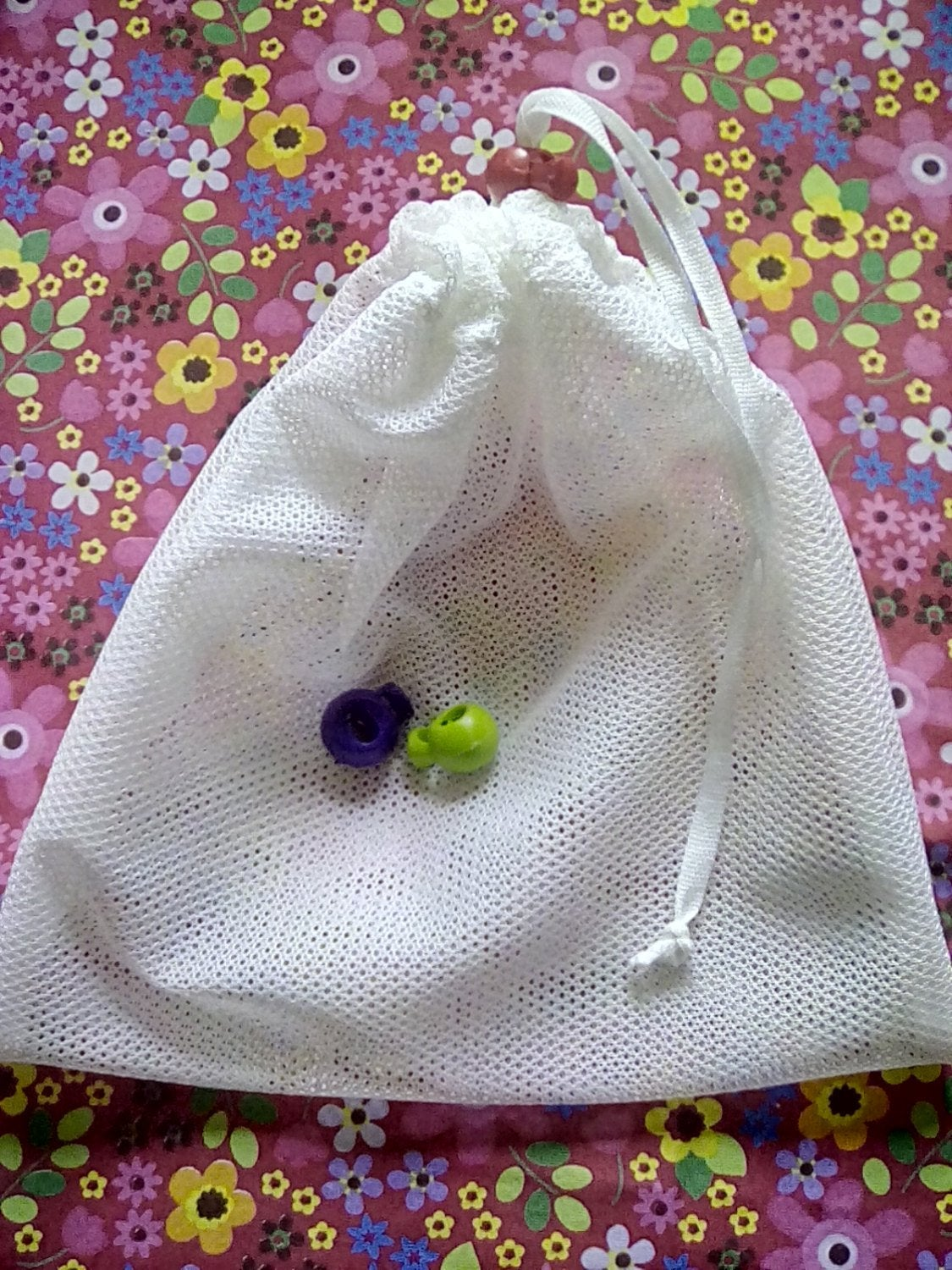 Image of Mesh Laundry Bag