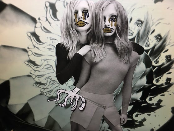 Image of Weird Sisters I Print