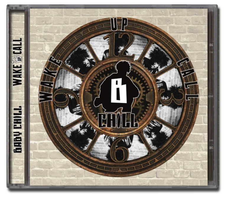 Image of BABY CHILL - WAKE UP CALL CD (REISSUE LIMITED EDITION OF 100)