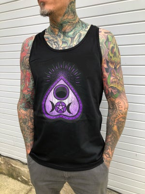 Image of Planchette Unisex Tank Top