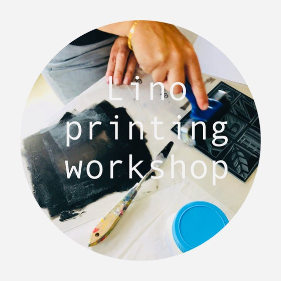 Image of Lino Printing Workshop 101