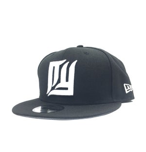 Image of NEW NEW YORK (3D) SNAPBACK - BLACK