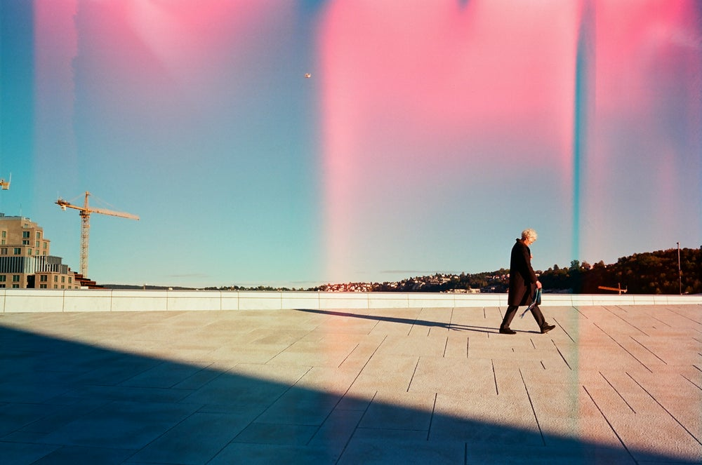Image of oslo opera house
