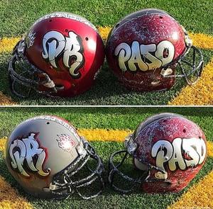Image of *Custom helmets