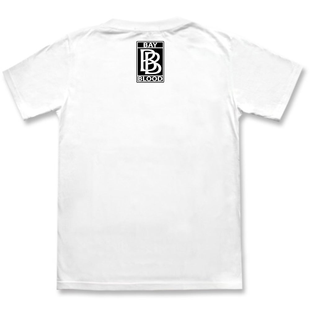 Image of Bay Blood Classic (white)