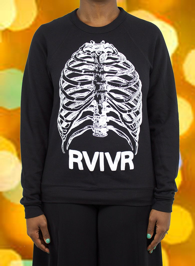 Image of Ribs Crewneck Sweatshirt