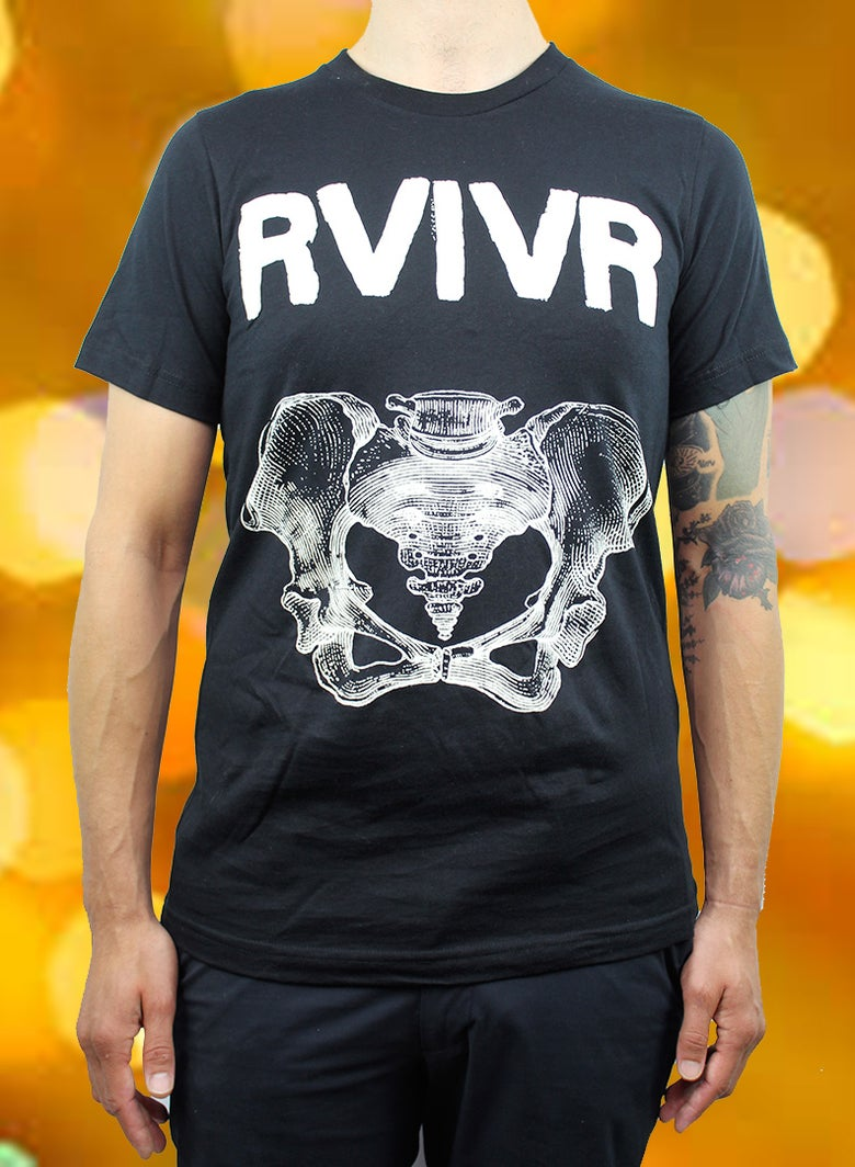 Image of Pelvis Tee Black