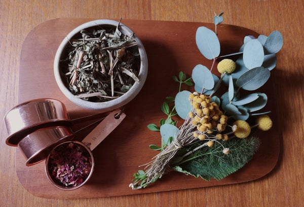 Image of Bespoke 3 month herbal tea blend subscription