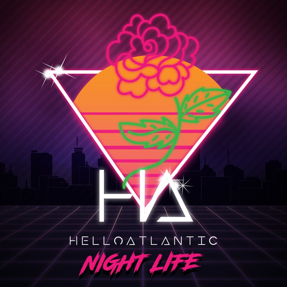 Image of Hello, Atlantic - Night Life EP