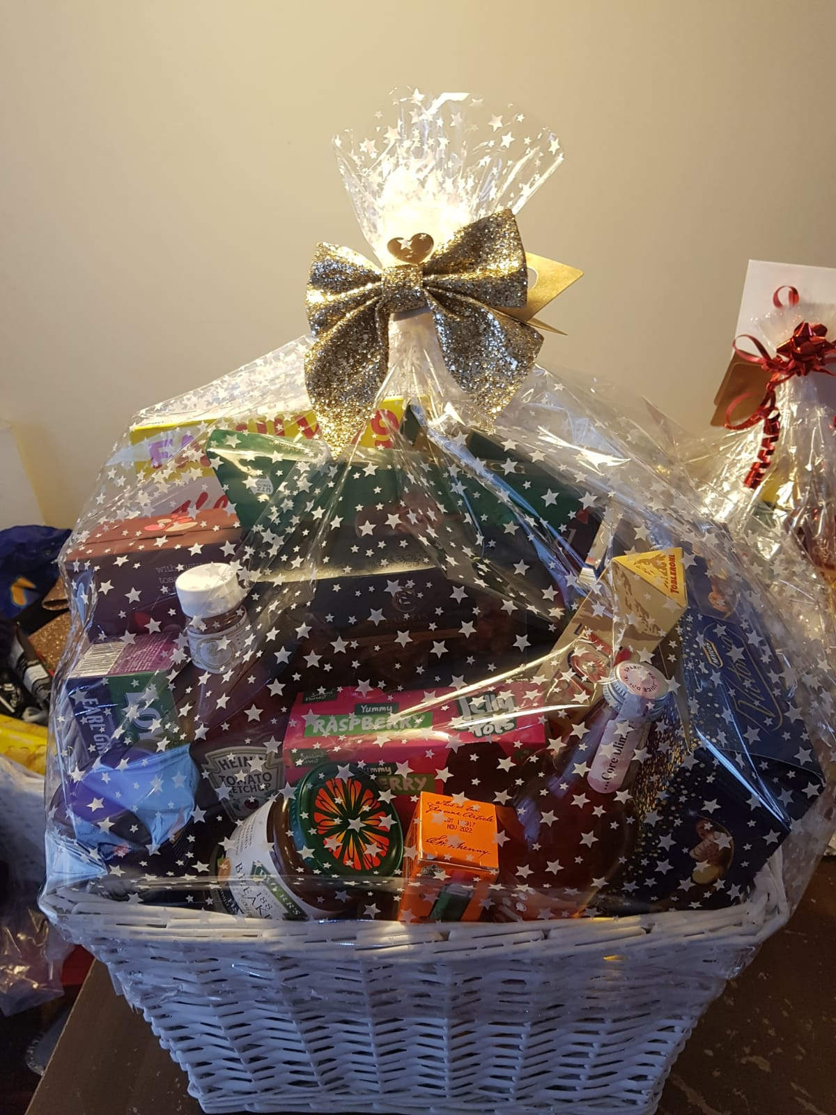 How To Make Gift Tree Baskets Creating A Fabulous Basket