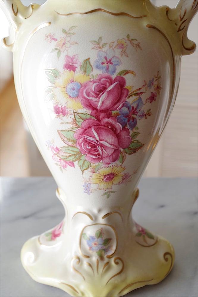 Image of Vase a fleurs
