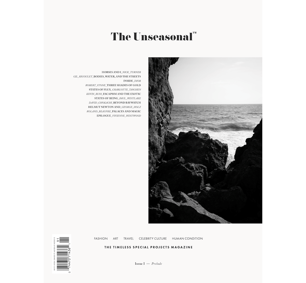 Image of The Unseasonal — Prelude / Issue I