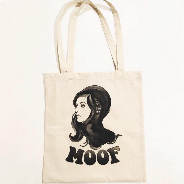 Image of LIMITED EDITION MOOF TOTE BAGS