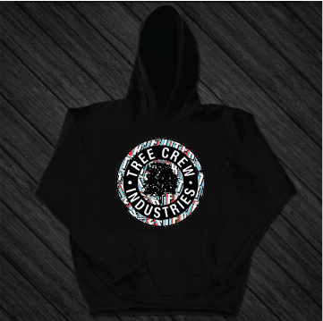 Image of Treecrew Industries x TFK|| HOODIE