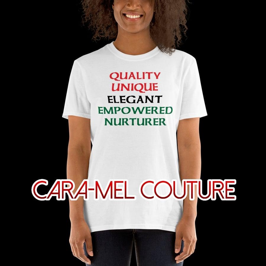 Image of Q.U.E.E.N. White T-Shirt