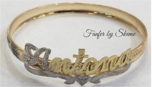 Image of BANGLE BRACELETS