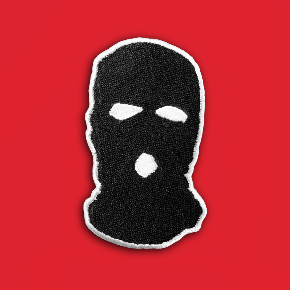 Image of 'No Face' Patch