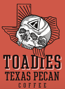 Image of Toadies Texas Pecan Coffee