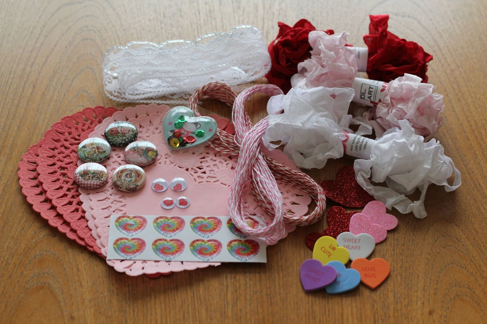 Image of DL.ART Valentine Love Kit