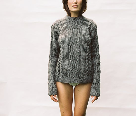 Image of Overcast Wednesday Jumper