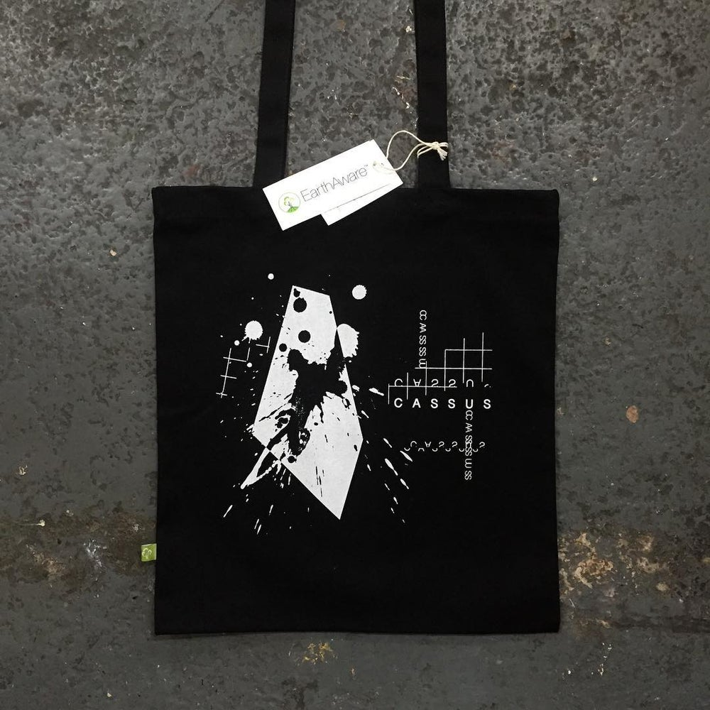 Image of Organic deluxe tote bag