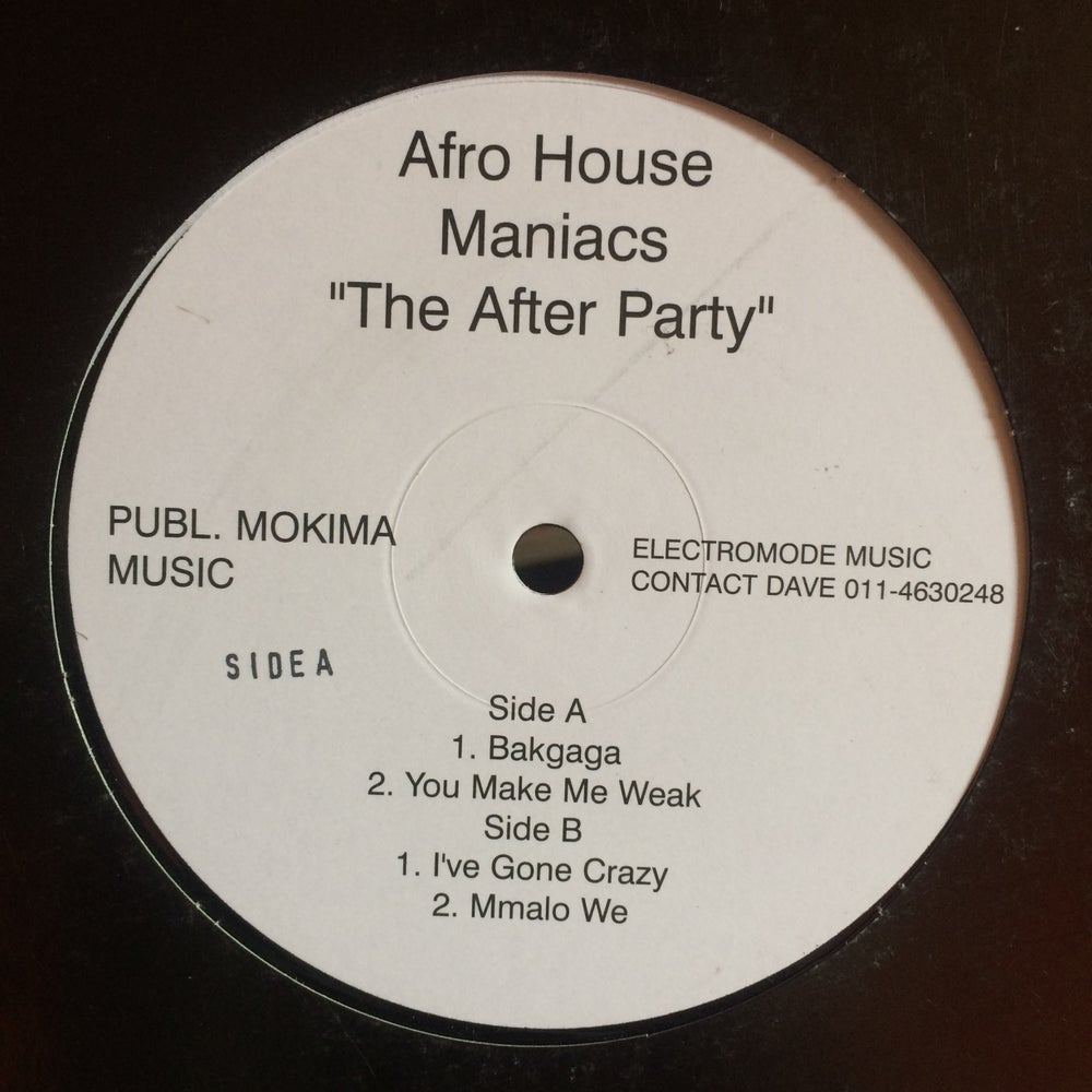 Image of Afro House Maniacs - The afterparty