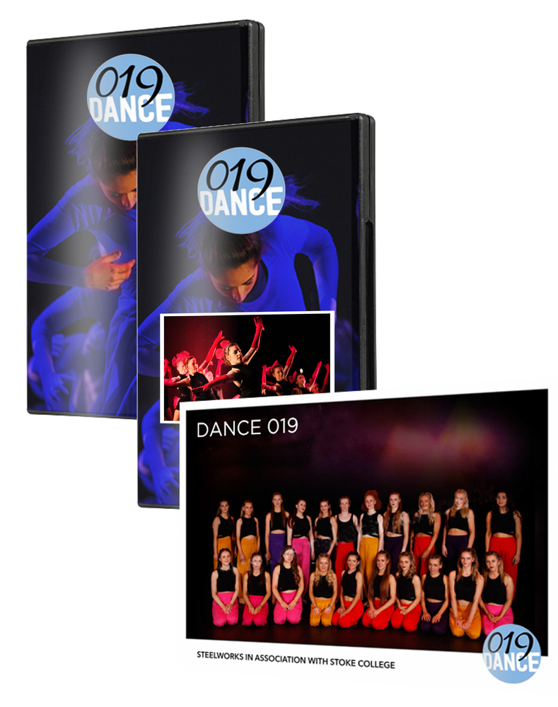 Image of 019 Dance Festival Collection DVD/Photographs/Group Print
