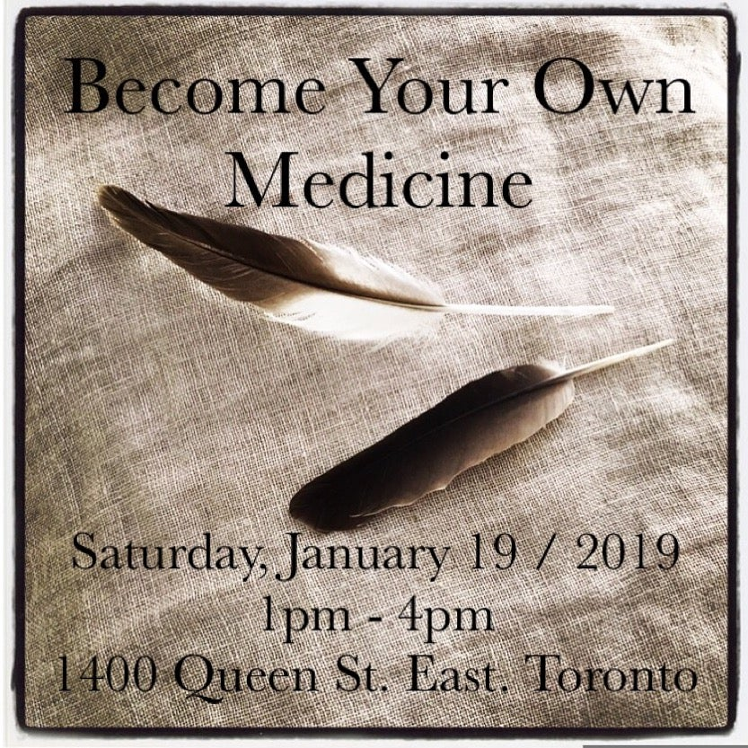 Image of Become Your Own Medicine
