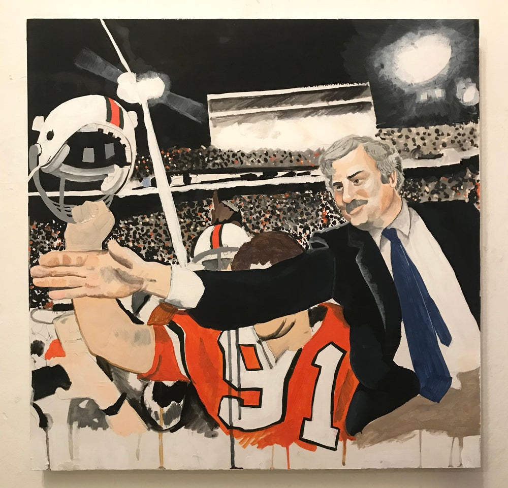 Image of 134. Howard Schnellenberger