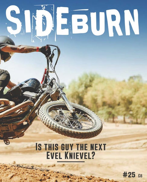 Image of Sideburn 25