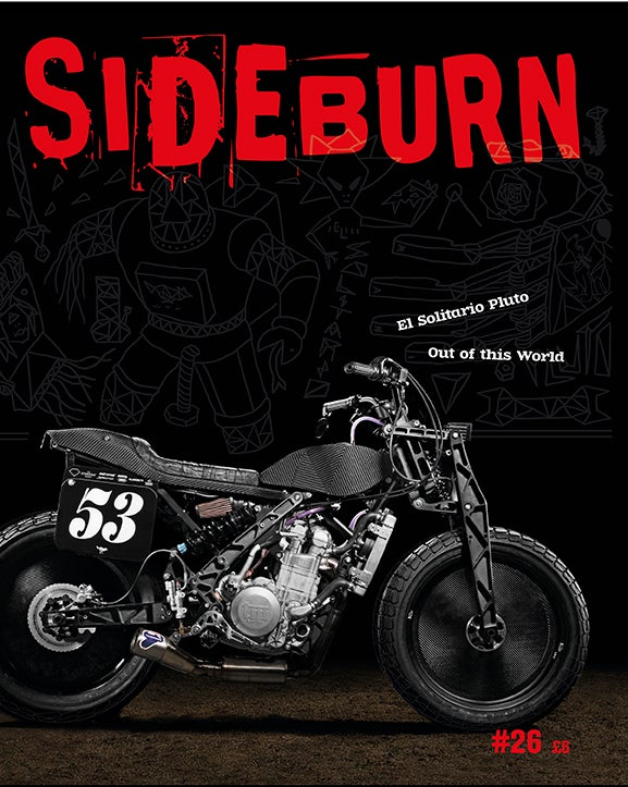 Image of Sideburn 26