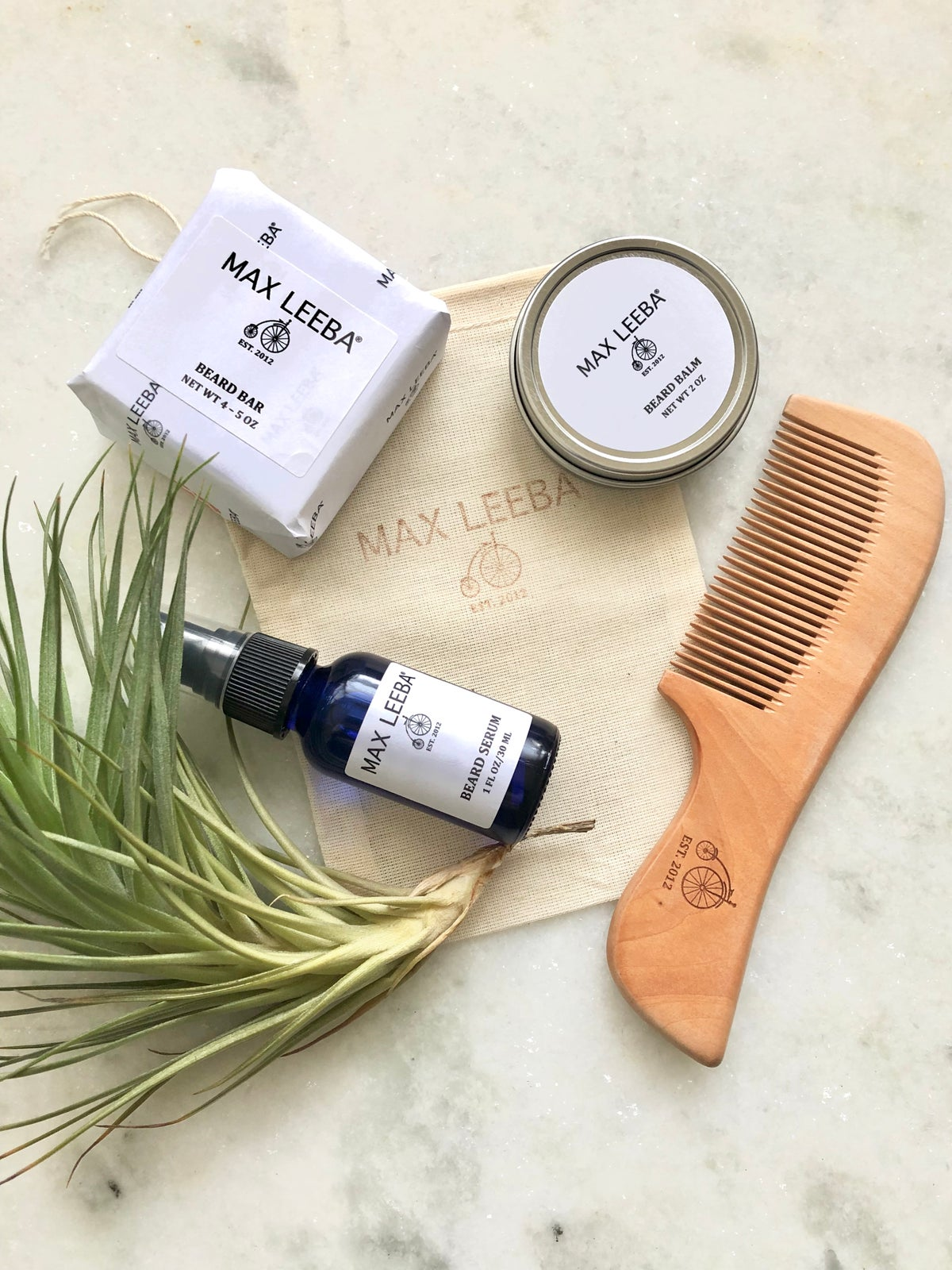 Image of Men's Grooming Set