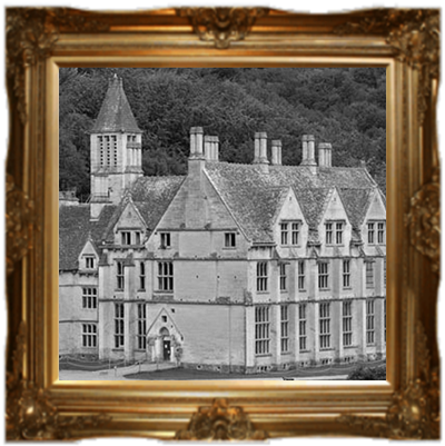Image of Woodchester Mansion - Gloustershire - Friday 22nd November 2019