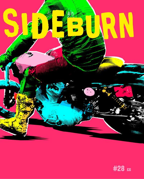 Image of Sideburn 28