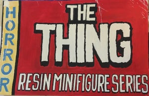 Image of The Thing Resin Minifigure Series
