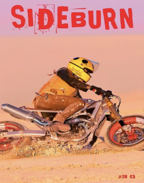 Image of Sideburn 20