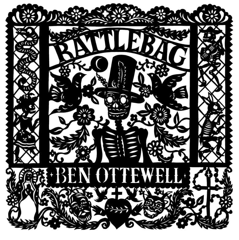 Image of Ben Ottewell - Rattlebag