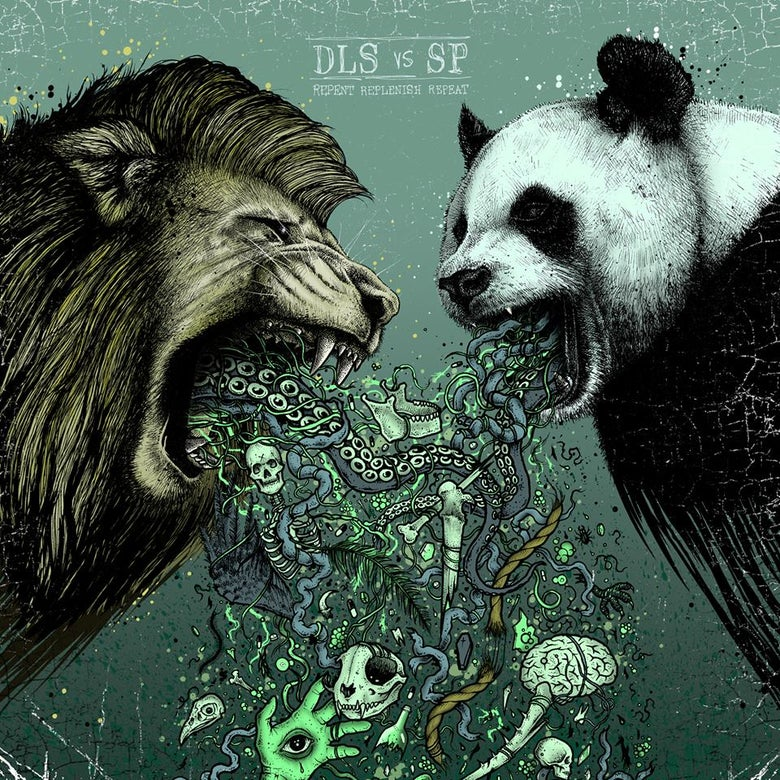 Image of Dan Le Sac vs Le Scroobius Pip - Repent, Replenish, Repeat