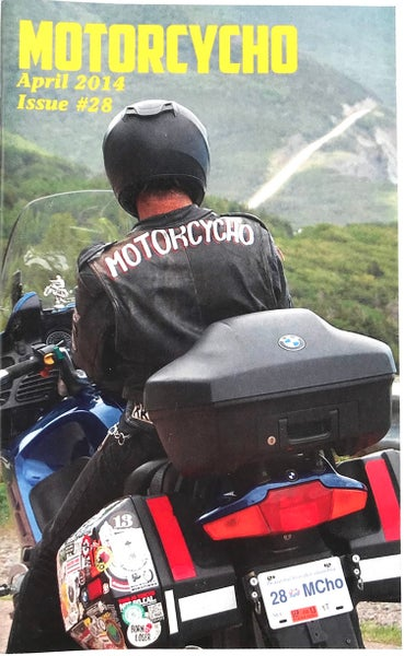Image of Motorcycho Back Issues