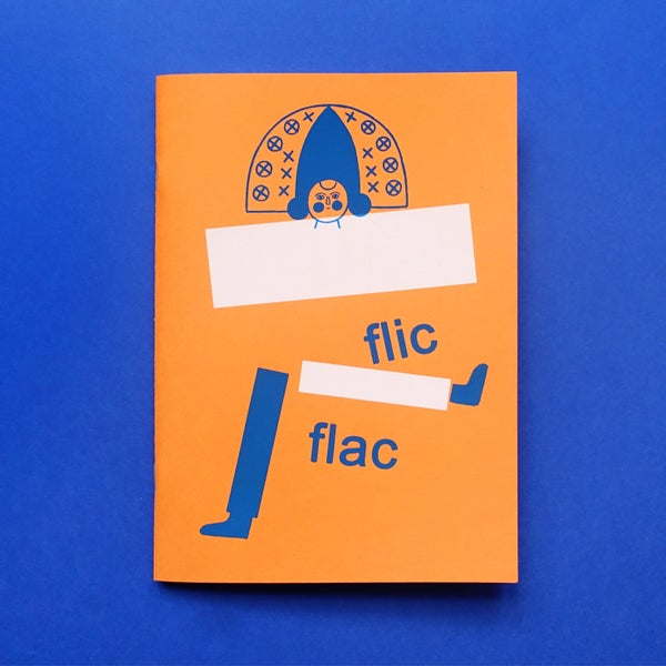 Image of FLICFLAC zine