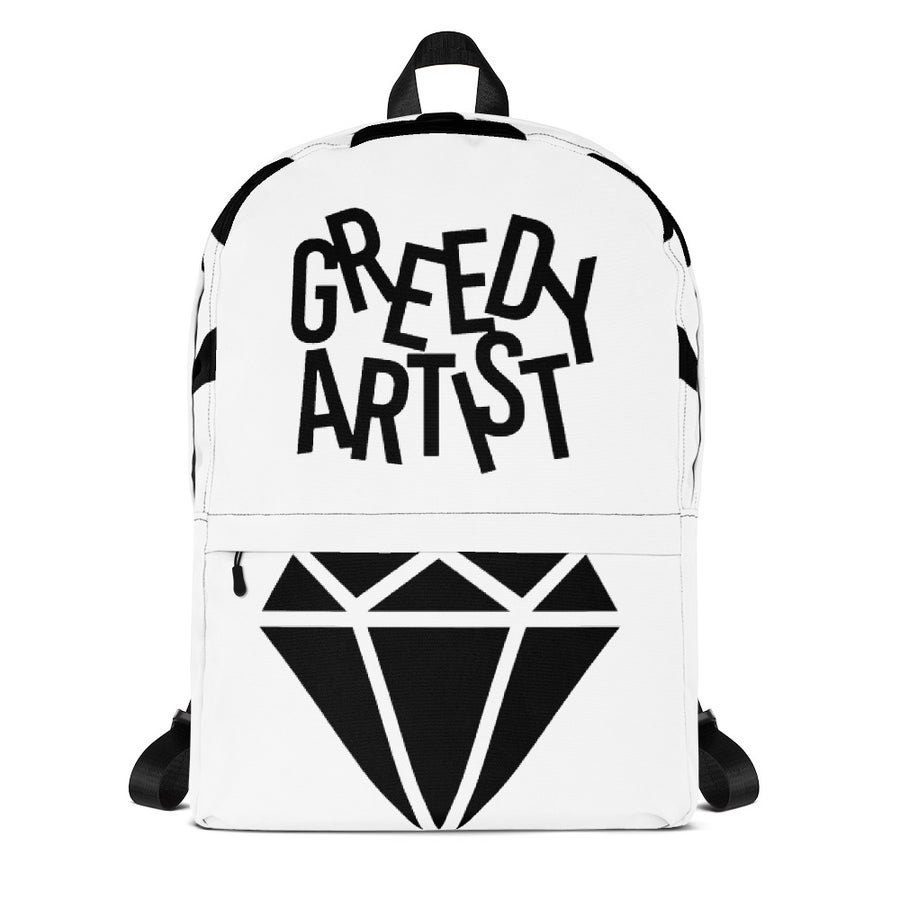 Image of Greedy Diamond Backpack