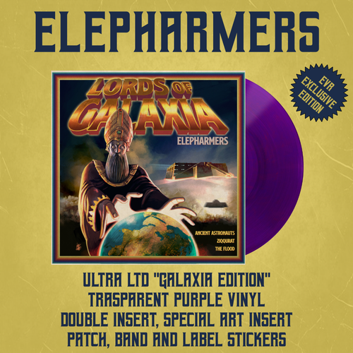 "Image of ELEPHARMERS - LORDS OF GALAXIA Ultra LTD ""Galaxia Edition"""