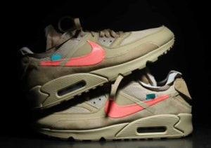 Image of Air Max 90 Off white Desert