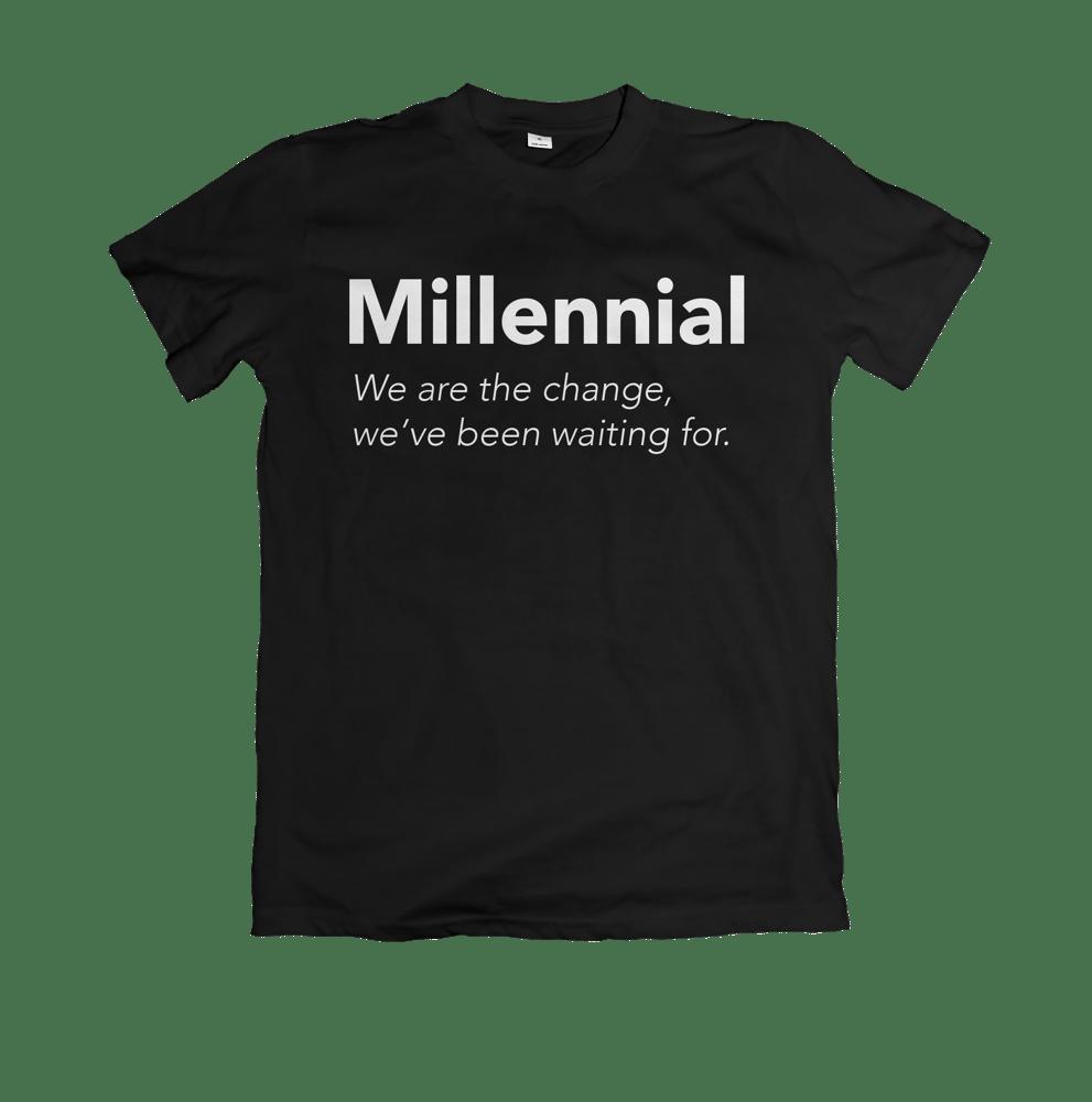 Image of SNJ Millennials T-Shirt