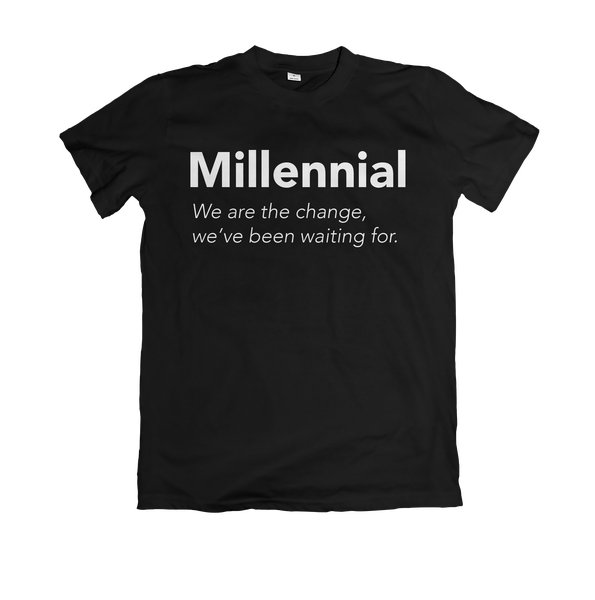 Image of SNJ Millennials T-Shirt