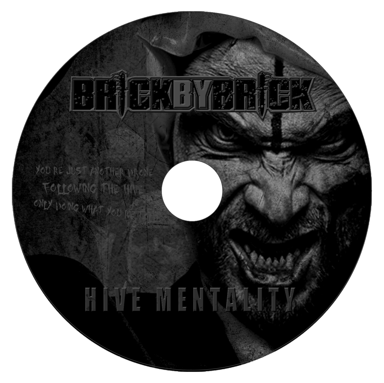 Image of Brick By Brick - Hive Mentality CD